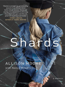 Shards: A Young Vice Cop Investigates Her Darkest Case of Meth Addiction—Her Own