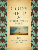 God's Help for Your Every Need