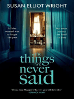 The Things We Never Said