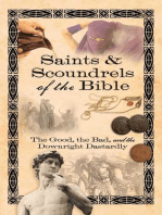 Saints & Scoundrels of the Bible