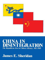 China in Disintegration