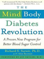 The Mind-Body Diabetes Revolution