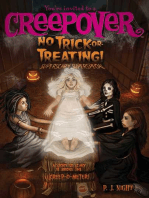 No Trick-or-Treating!
