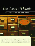 The Devil's Details