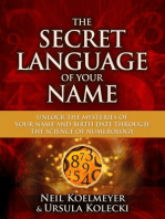 The Secret Language of Your Name