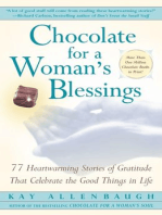 Chocolate For A Woman's Blessings