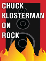 Chuck Klosterman on Rock