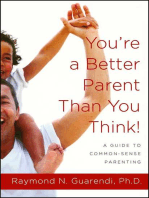 You're a Better Parent Than You Think!
