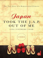 Japan Took the J.A.P. Out of Me