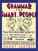 Grammar for Smart People