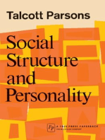 Social Structure & Person