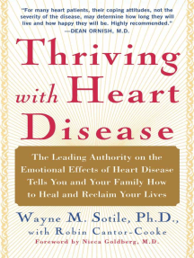 Thriving With Heart Disease: The Leading Authority on the Emotional Effects of