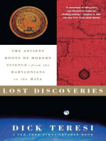 Lost Discoveries: The Ancient Roots of Modern Science--from the Baby
