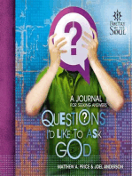 Questions I'd Like to Ask God