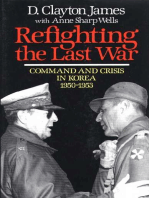 Refighting the Last War