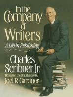 In the Company of Writers