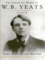 The Collected Works of W.B. Yeats Volume IX