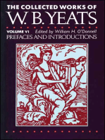 The Collected Works of W.B. Yeats Vol. VI