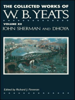 The Collected Works of W.B. Yeats Vol. XII