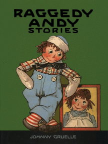 Raggedy Andy Stories: Introducing the Little Rag Brother of Raggedy Ann