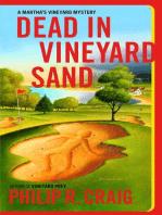 Dead in Vineyard Sand