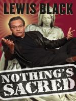 Nothing's Sacred