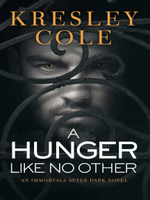 Read A Hunger Like No Other Online By Kresley Cole Books