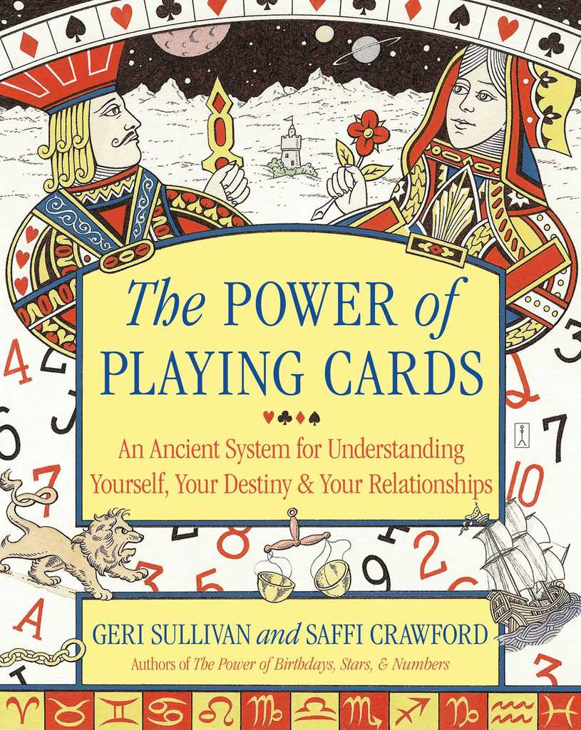 The Power of Playing Cards by Saffi Crawford and Geraldine Sullivan - Read  Online