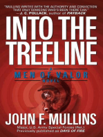 Into the Treeline: A Men of Valor Novel