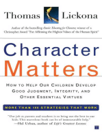 Character Matters