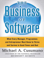 The Business of Software