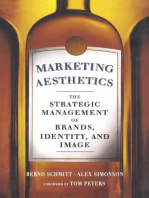 Marketing Aesthetics: The Strategic Management of Brands, Identity, and Image
