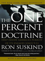 One Percent Doctrine
