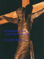 Christianity Is a Confused Religion