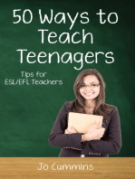 Fifty Ways to Teach Teenagers