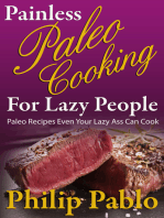 Painless Paleo Cooking for Lazy People