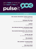 Get a Taste of Pulseit!
