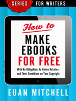 How to Make Ebooks for Free
