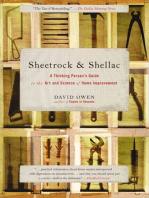 Sheetrock & Shellac