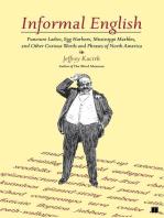 Informal English