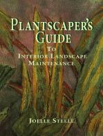 Plantscaper's Guide to Interior Landscape Maintenance
