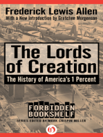 The Lords of Creation