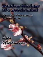 Random Musings of a Poetic Mind