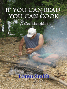 If You Can Read, You Can Cook