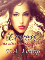 Coven (The Elise Michaels Series, #1)