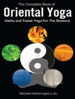 The Complete Book of Oriental Yoga