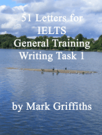 51 Letters for IELTS General Training Writing Task 1