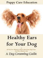 Healthy Ears for Your Dog