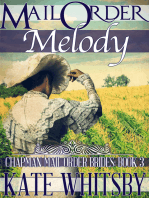 Mail Order Melody (Chapman Mail Order Brides