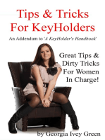 Tips & Tricks For Keyholders